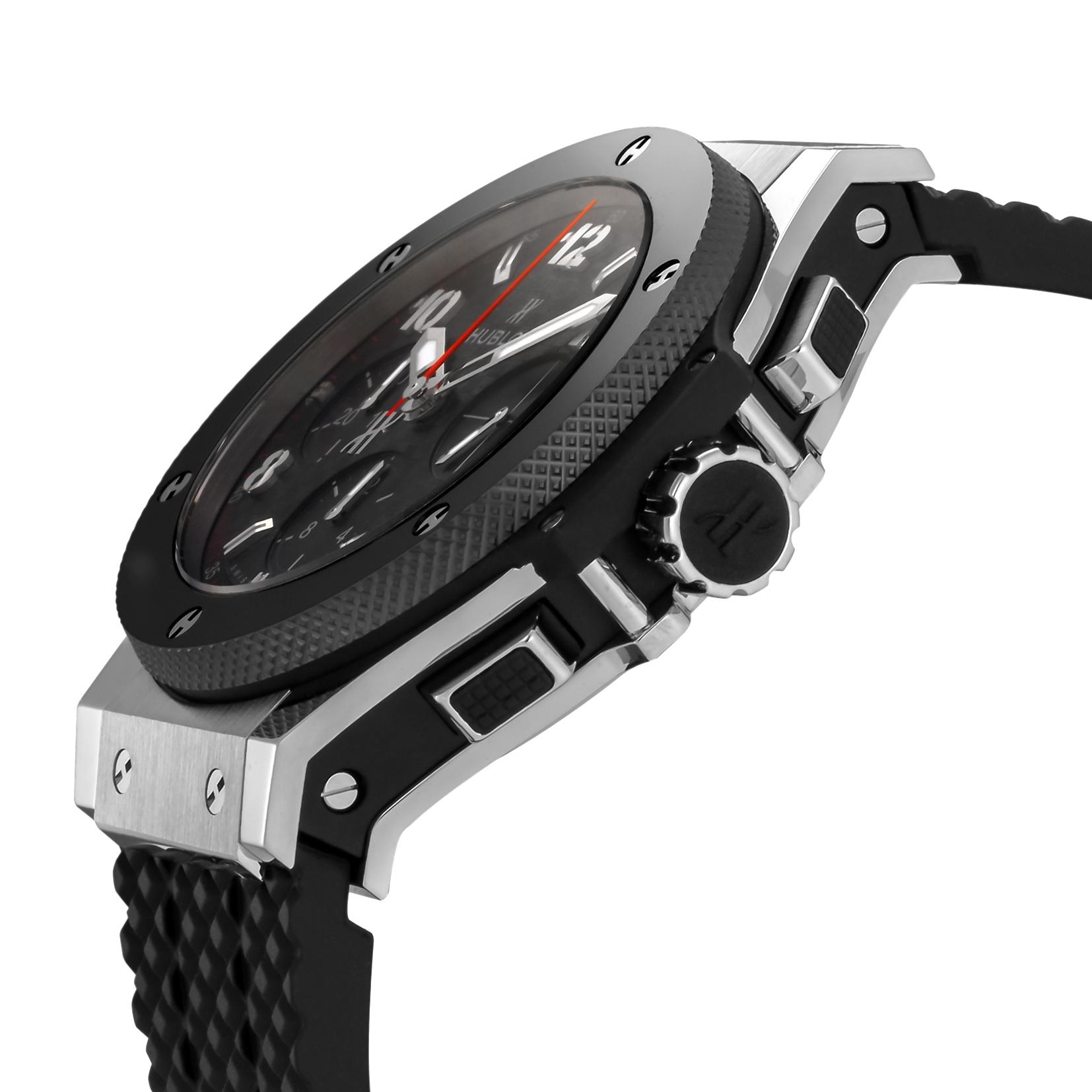 new concept 208bf f6fab ウブロ HUBLOT 腕時計 メンズ 341SB131RX ビッグバン: 腕時計 ...