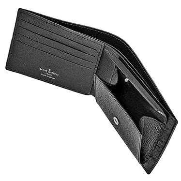 new concept b5662 70937 ルイヴィトン LOUIS VUITTON 二つ折財布 ポルトフォイユ・マルコ ...
