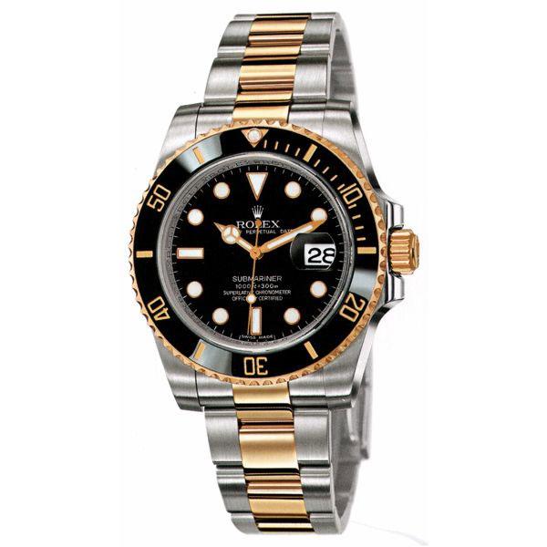 ROLEX サブマリーナ メンズ 腕時計 ブラック 116613LN