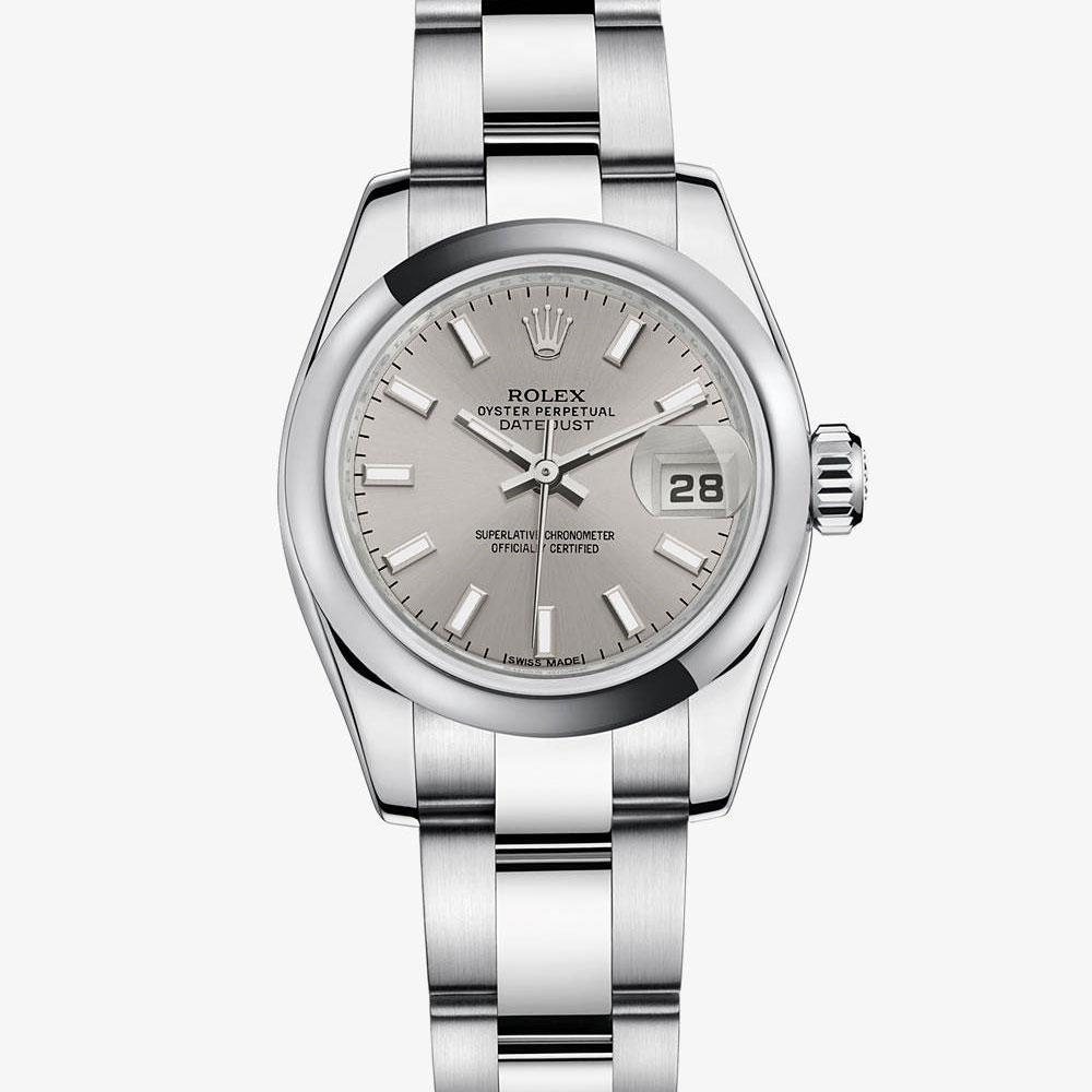 d31280f085 ROLEX デイトジャスト レディース 腕時計 シルバー 179160(シルバー ...