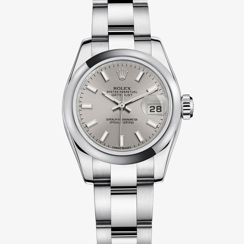 the best attitude b3153 3663b ROLEX デイトジャスト レディース 腕時計 シルバー 179160 ...