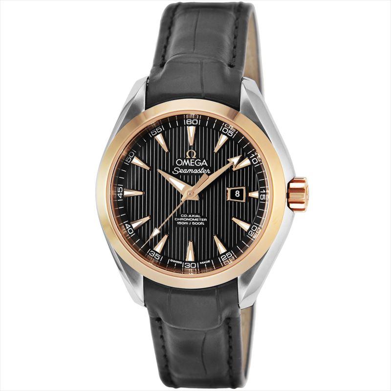 online retailer e9e5c c6450 オメガ OMEGA レディース腕時計 シーマスターアクアテラ ...