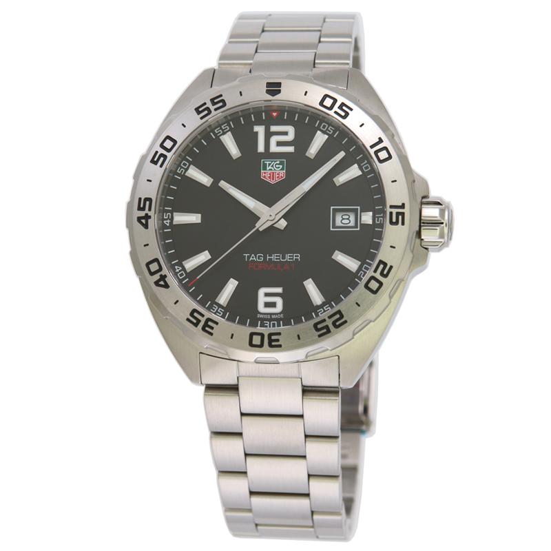 quality design c01f3 a5287 TagHeuer タグホイヤー 腕時計 FORMULA 1 ブラック WAZ1112 ...