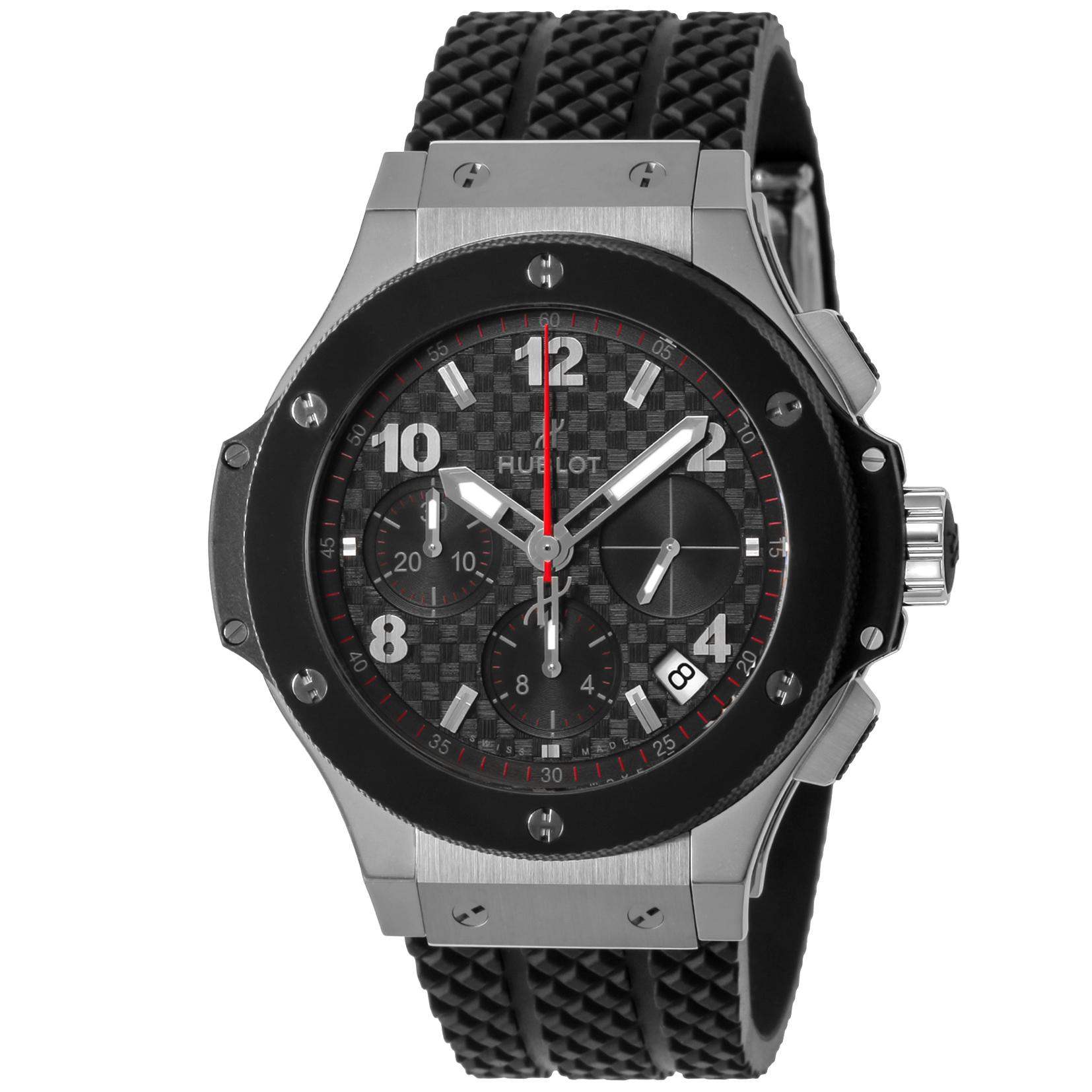 new concept 19b56 22845 ウブロ HUBLOT 腕時計 メンズ 341SB131RX ビッグバン: 腕時計 ...
