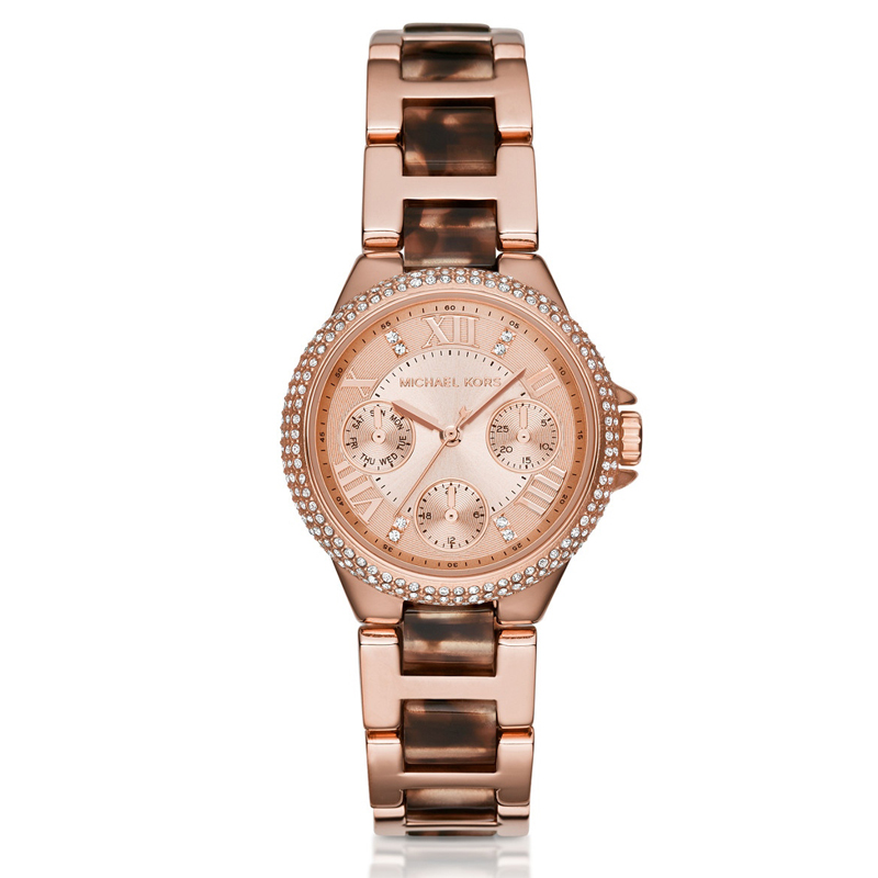 05b7a09713c3 Michael Kors(マイケルコース) レディース腕時計 Camille MK4308 ピンク ...