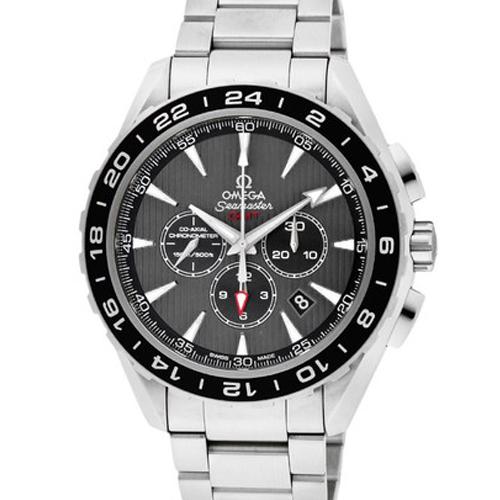 OMEGA(オメガ) メンズ 腕時計 シーマスターアクアテラ ブラック 231.10.44.52.06.001