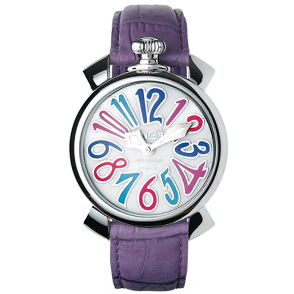 check out b14cc 4645f ガガミラノ GaGaMILANO レディース腕時計MANUALE 40MM ACCIAIO ...