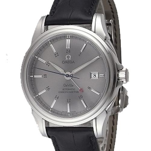 buy online 20806 93842 OMEGA(オメガ) メンズ 腕時計 デ・ビルコーアクシャル グレー ...