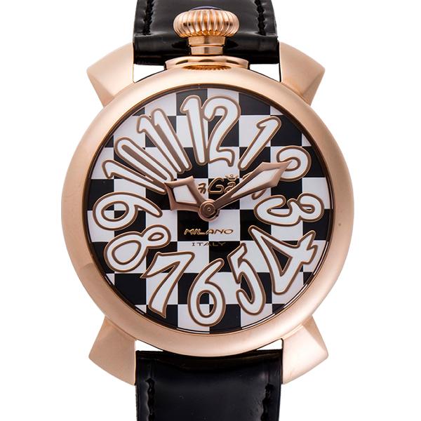 on sale 7c631 f9b82 Gaga Milano ガガミラノ 腕時計 MANUALE 40MM 限定モデル ピンク ...