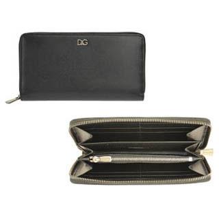 DOLCE&GABBANA ドルチェ&ガッバーナ 長財布(ラウンドファスナー) 80999 BP1672-A1114