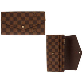 the latest 84101 0052d LOUIS VUITTON ルイヴィトン レディース 長財布 N63209 ダミエ ...