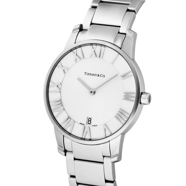 Tiffany & Co. ティファニー 腕時計 メンズ Atlas Dome シルバー Z1800.11.10A21A00A