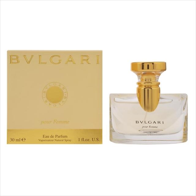 timeless design 2b0cd 2822f BVLGARI ブルガリ レディース 香水 ブルガリプールファム EP/SP ...