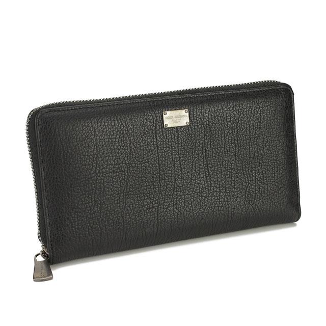 Dolce&Gabbana ドルチェ&ガッバーナ レディース長財布 BP1672-A1089 80999  NERO