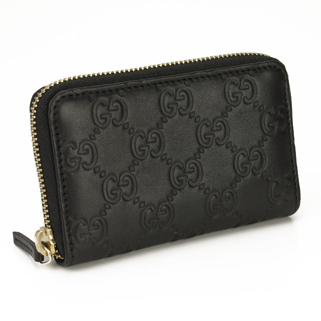 official photos 31985 b301e GUCCI グッチ レディースコインケース 255452-AA61G 1000 クロ ...
