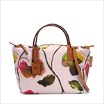 ROBERTA PIERI ロベルタピエリ トートバッグ FLOWER ROSE SMALL DUFFLE