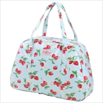 Cath Kidston キャスキッドソン WEEKEND BAG レディース ハンドバッグ STRAWBERRY PALE BLUE 380577
