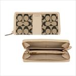 new product e3c38 8335e COACH コーチ レディース 長財布 51059 SVCIA(SVCIA): 財布 ...