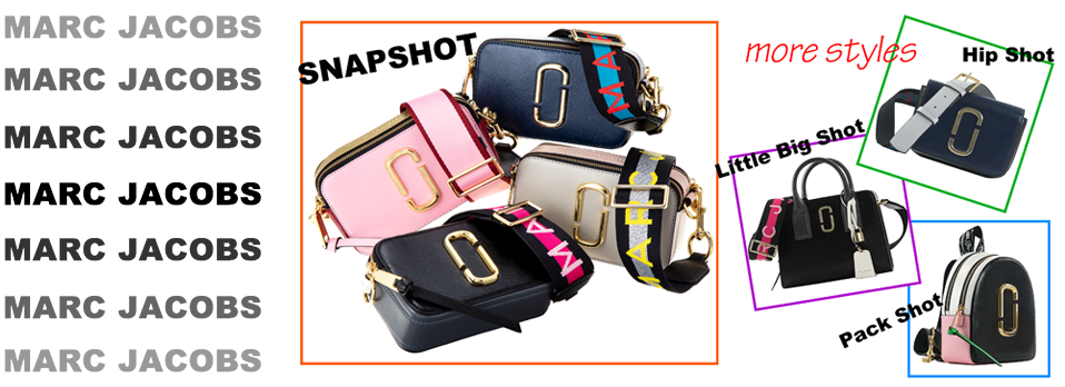 "MARC JACOBS""SHOT""シリーズ"